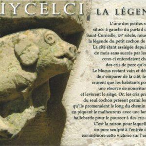 Le petit cochon de Puycelsi Une légende Tarnaise