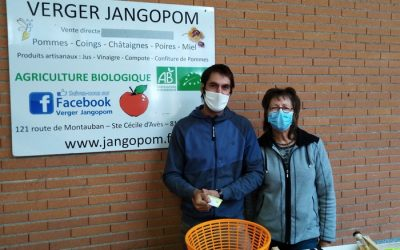 Le Verger Jangopom